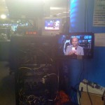 The view from the Hot Seat