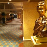 Photos from Cunard's Queen Elizabeth