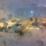 'Lord of the Flies' snowstorm disaster at JFK, courtesy of Virgin Atlantic