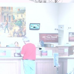 A bank in Russellville, KY