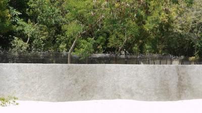 Labadee fence