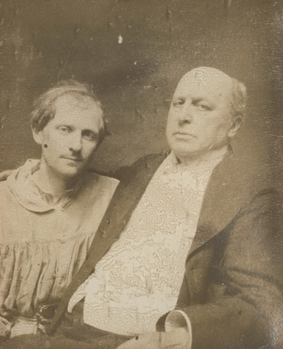 Hendrik Christian Andersen and Henry James