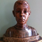 Henry James' muses, the bust in his dining room, and a sort of secret dynasty