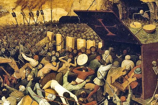 pieter bruegel the elder triumph f death