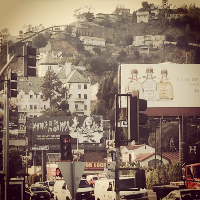 Sunset Blvd. #LA #LosAngeles #California #unfairfilter
