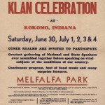 The Stain Runs Deep: Remembering Indiana and the Klan