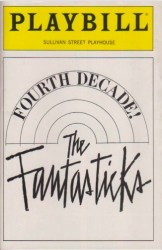 Its Playbill in the 1990s, when I worked there.