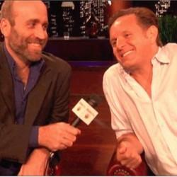 Me with Mark Burnett