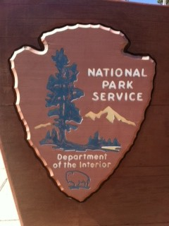 National Park Service logo from Wind Cave National Park