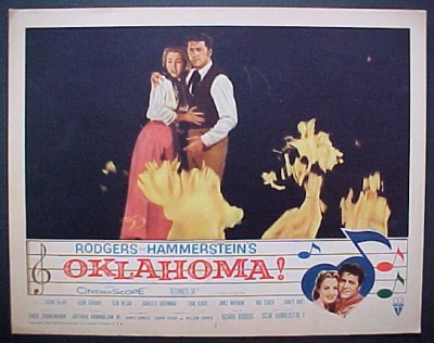 Oklahoma movie poster