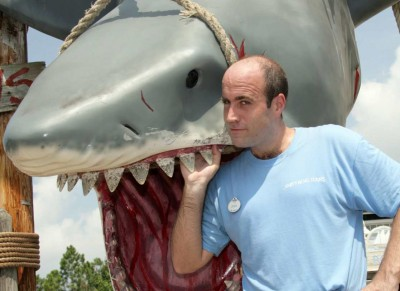 Jason Cochran at Universal Studios Orlando