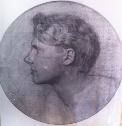 Rupert Brooke's breathtaking beauty would never age. He died at age 27 of an infected mosquito bite.