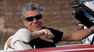 Anthony Bourdain (1956–2018)/ Travel Channel
